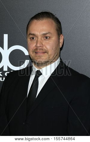LOS ANGELES - NOV 6:  Theodore Melfi at the 20th Annual Hollywood Film Awards  at Beverly Hilton Hotel on November 6, 2016 in Beverly Hills, CA