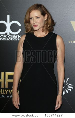 LOS ANGELES - NOV 6:  Kimberly Quinn at the 20th Annual Hollywood Film Awards  at Beverly Hilton Hotel on November 6, 2016 in Beverly Hills, CA