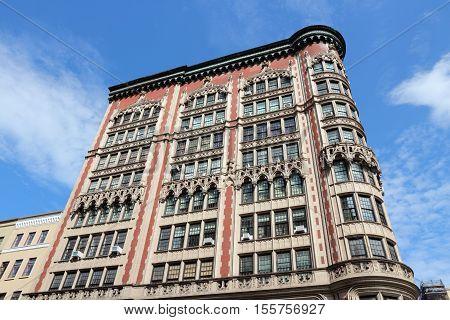 New York - Madison Ave