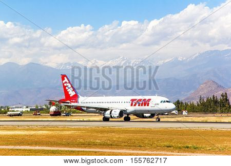 Tam Airlines Airbus A320