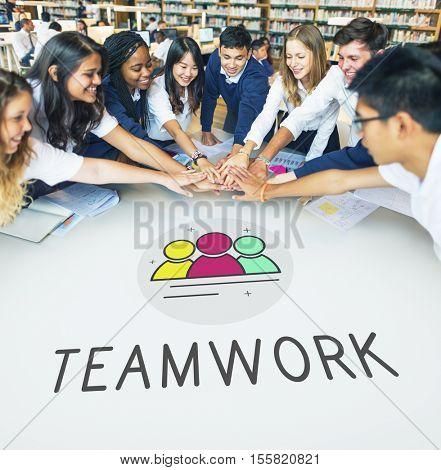 Cooperation Team Partnership Alliance Concept
