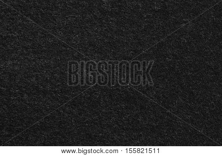 Black Vintage Suit Cout Wool Flannel Fabric Background Texture Pattern, Large Detailed Horizontal Textured Macro Closeup, White Mixture Detail, Rough Smart Casual Style Textile