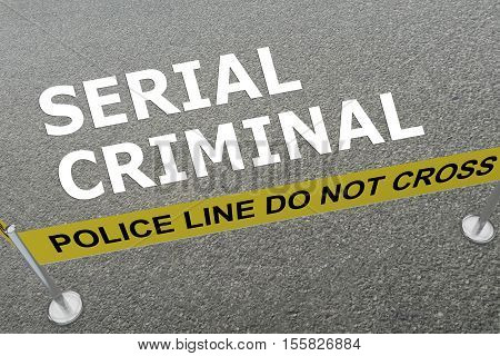 Serial Criminal Concept