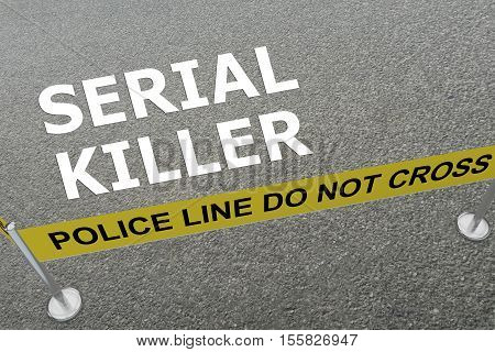 Serial Killer Concept