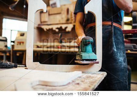Processing workpiece
