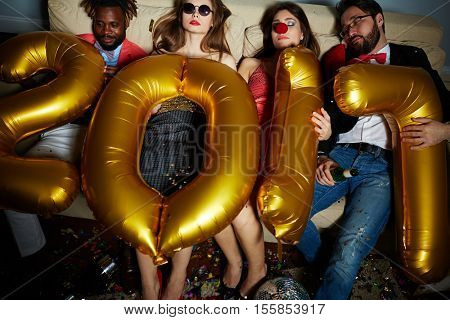 Tiresome party
