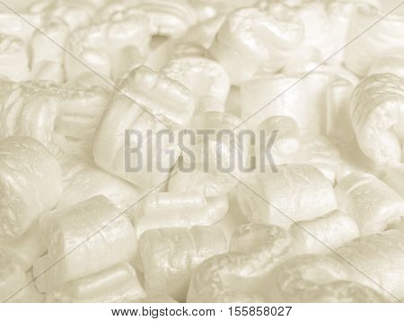 Vintage Looking Expanded Polystyrene