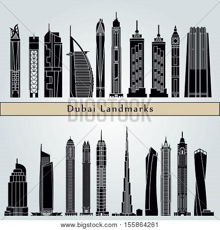 Dubai V2 Landmarks