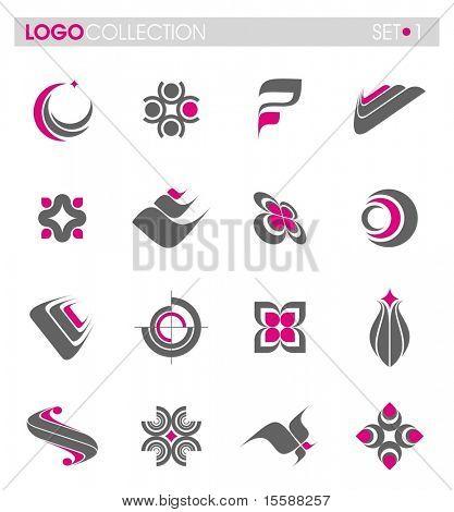 Logo collection - set #1