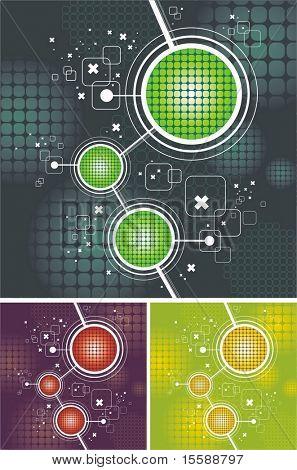 Cyber constellation
