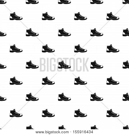 Boot pattern. Simple illustration of boot vector pattern for web