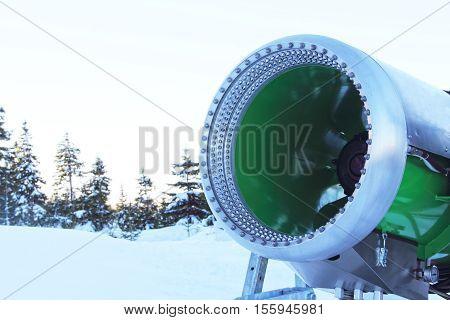Snow Blower Machine