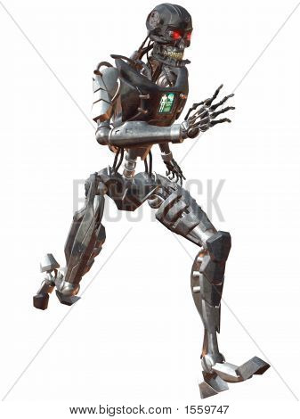 Cyborg 3000-Run
