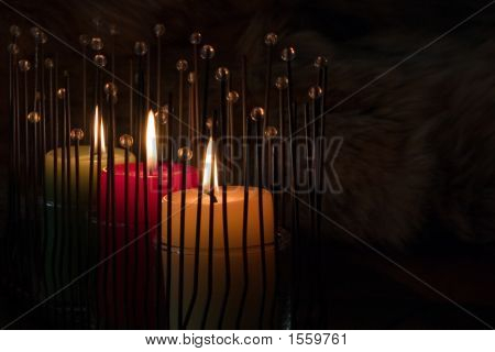 Three Candles