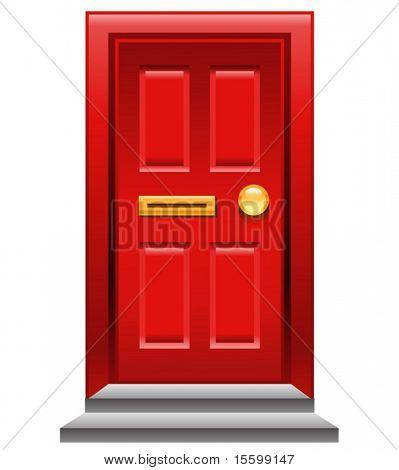 Porte ouverte images illustrations vectors porte for Porte ouverte live
