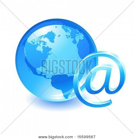 global communication icon