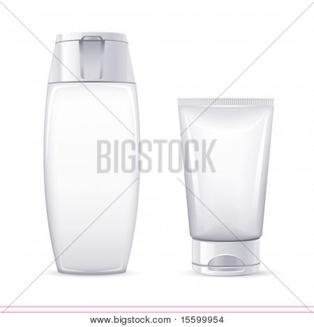 vector white containers. There are VARIETY of white containers in my portfolio ;)