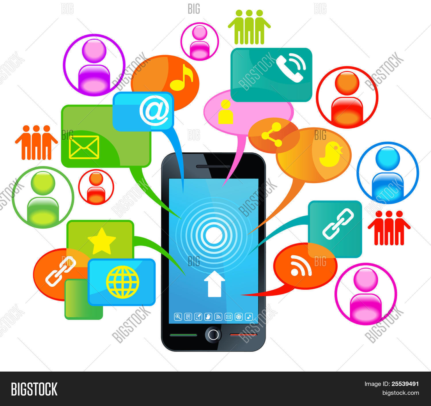 Social network telephone vector photo bigstock social network telephone communication in the global computer networksmunication in the global telephone publicscrutiny Images