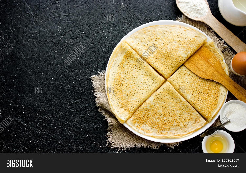 Cooking Pancakes Image & Photo (Free Trial)   Bigstock