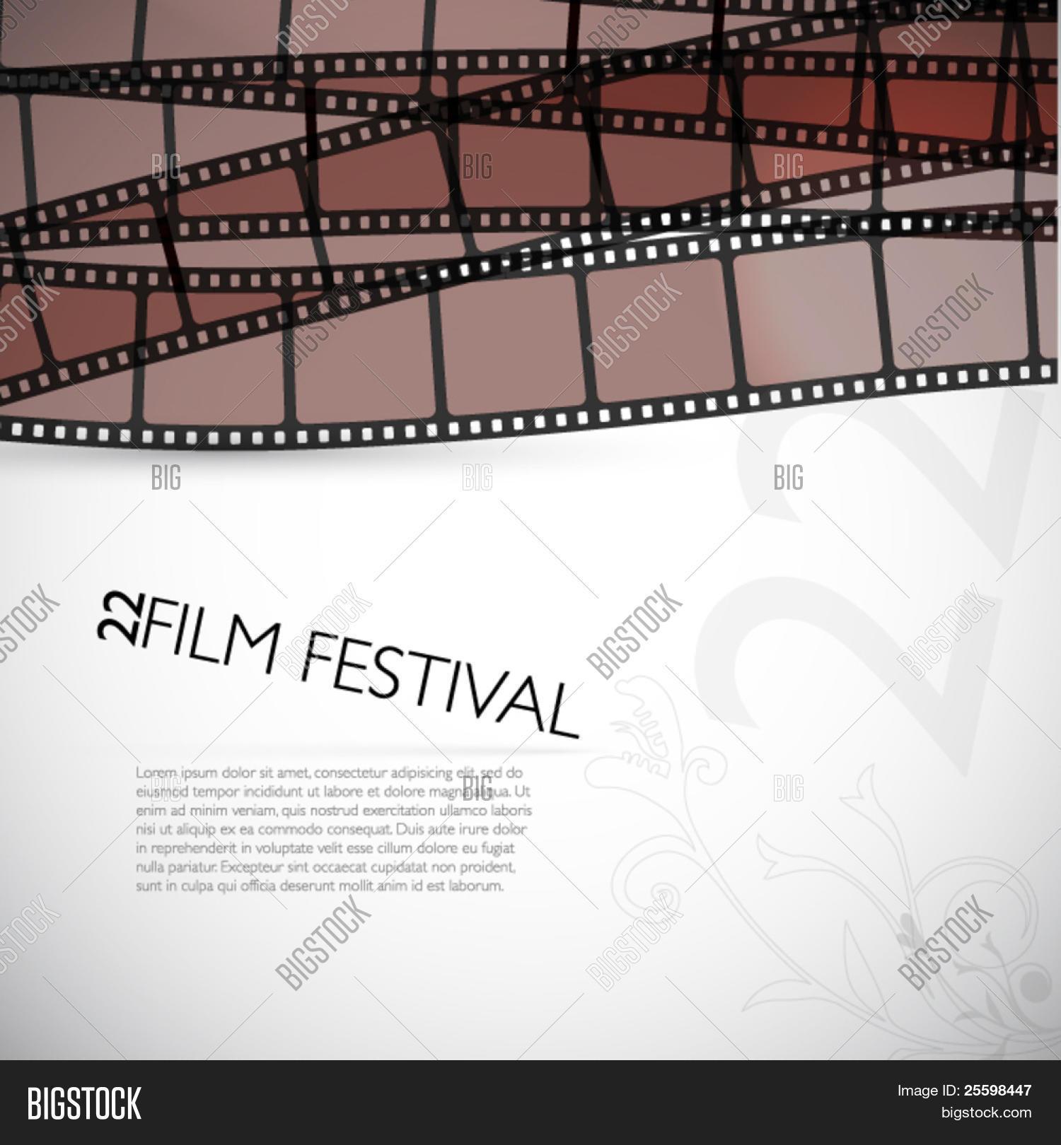 Film Vector Vector Photo Free Trial Bigstock