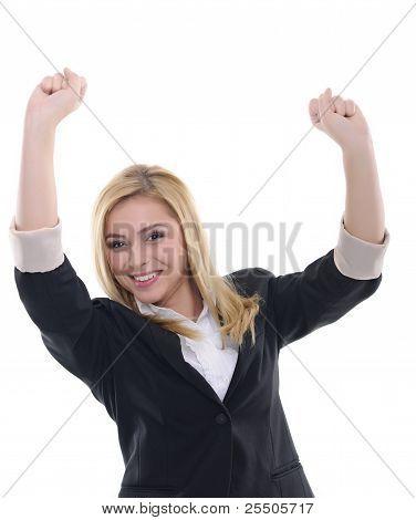 winner business woman