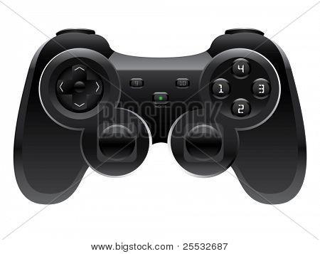 Gamepad Joystick vector