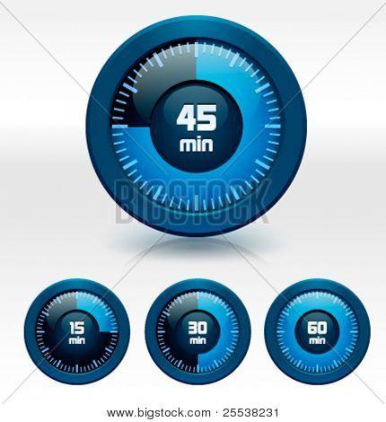 Vector timer.