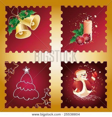 Christmas marks