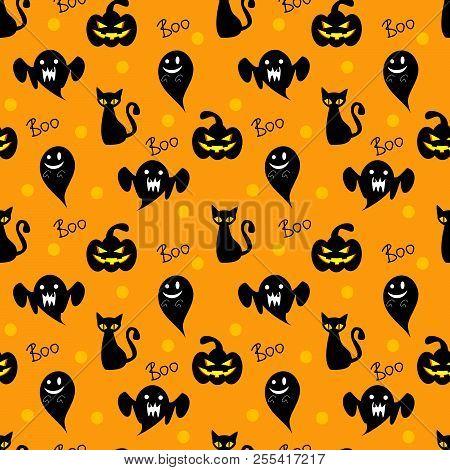 Halloween Elements Vector Photo Free Trial Bigstock