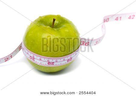 Gewichtsverlust und Diät gesund