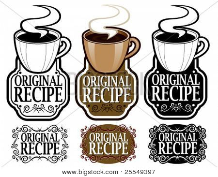 Hot Cocoa Cup in Original Recipe Seal
