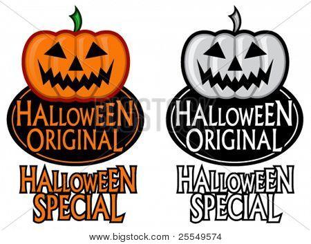 Halloween Original / Special Seal