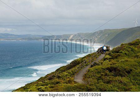 Coast Walkway In Albany - Western Australia