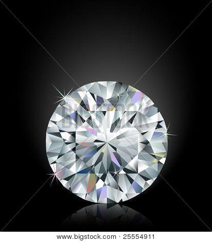 Błyszczących diamentów