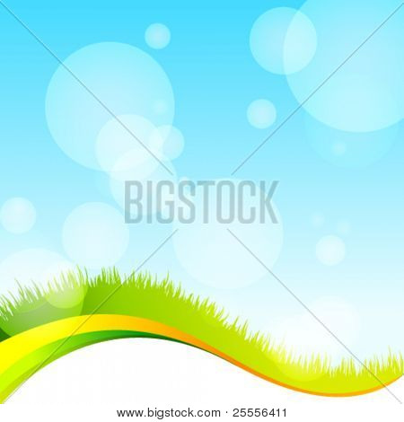 Vector eco template
