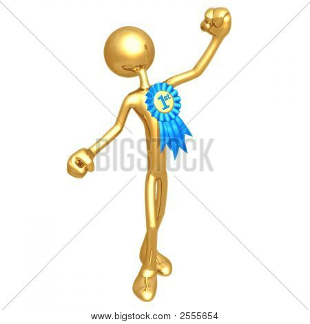 Golden Boy Blue Ribbon Winner