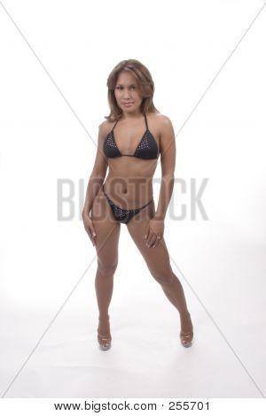 Sexy Bikini Model