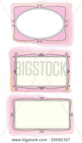 Cute Hand-Drawn Labels