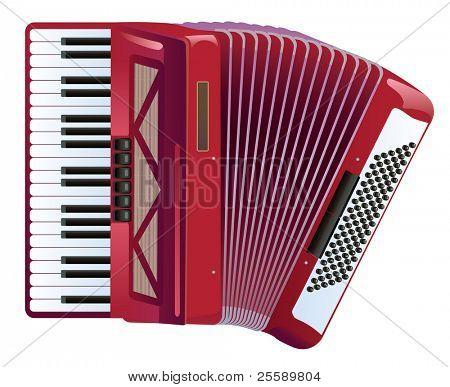 Vector accordion
