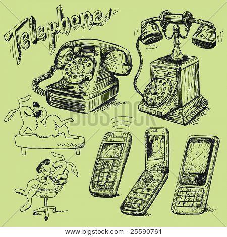 set of phone