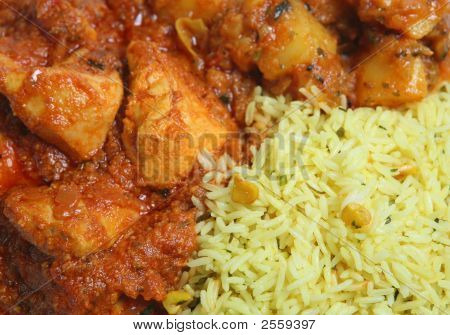 Curry Up Close