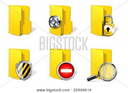Security folders | Bella series