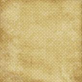 Vintage polka dot texture poster
