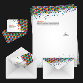 Colorful Business Template