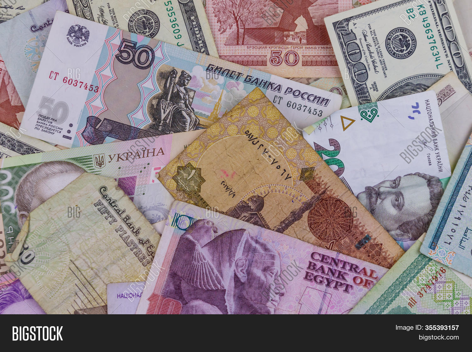 Multicurrency Image Photo Free Trial