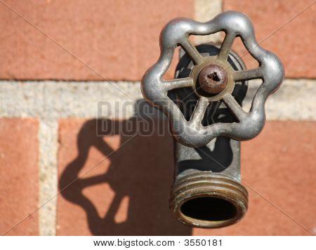 Backyard Faucet