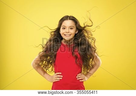 Wind Can Also Damage Hair. Strong Persistent Winds Can Create Tangles And Snags In Wavy And Curly Lo