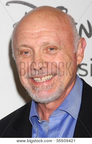 LOS ANGELES - JUL 27:  Hector Elizondo arrives at the ABC TCA Party Summer 2012 at Beverly Hilton Hotel on July 27, 2012 in Beverly Hills, CA