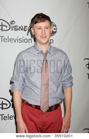 LOS ANGELES - JUL 27:  Johnny Pemberton arrives at the ABC TCA Party Summer 2012 at Beverly Hilton Hotel on July 27, 2012 in Beverly Hills, CA