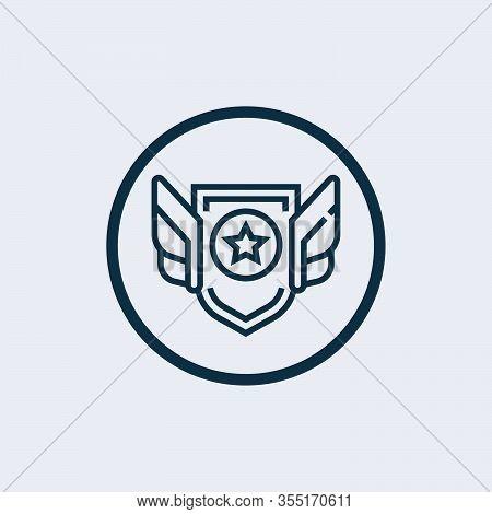 Chevron Icon Isolated On White Background. Chevron Icon Simple Sign. Chevron Icon Trendy And Modern